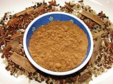 Tsaoko Amomum powder