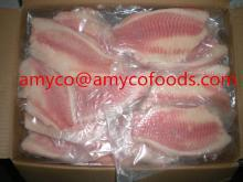 High Quality Frozen Tilapia Fillets for Mexico market