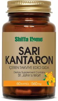 St John Wort Extract in Capsule Anti Stress Nutrition Supplement