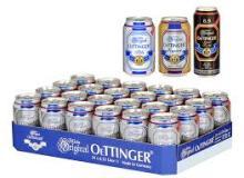 Oettinger Beer for ready shipment