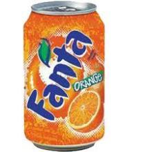 Fanta Fruit Twist Cans (UK) 330ml