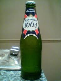 Quality Kronenbourg 1664 and Corna Extra Beer