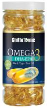 Omega 3 Natural Fish Oil Nutrition Supplement DHA EPA Capsule