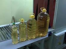 100% refined sunflower seed oil from Dannish producers