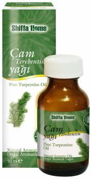 Pine Turpentine Oil 50 ml Just Natural Oil