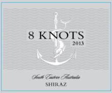2013 8 KNOTS SHIRAZ