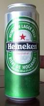 Green Bottles Pack Cans Beer Heineken