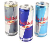 ORIGINAL AUSTRIAN RED BULL ENERGY DRINKS