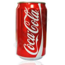 Cann Coca Cola Drink