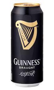Fresh Guinness Draught Beer