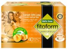 Herbal Tea Fast Slim Easy Slim Tea Fito Form Tea 40 Tea bags Apricot