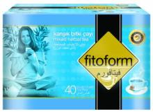 Herbal Tea Slimming tea slim tea Fito Form 40 tea bag