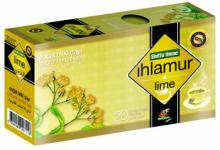 Linden Tea Lime Tea Flowering Tea Lime Linden Tea Bag GMP Standard Herbal Tea
