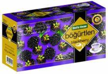 Blackberry Tea Vitamin C Natural Herbal Health Tea Blackberry Tea Bags GMP Tea Sachet Pouch