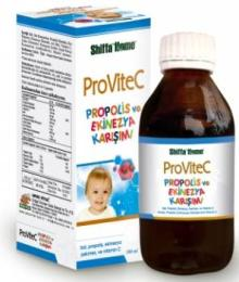 Honey + Propolis Extract + Echinacea Extract Provitec Herbal Cough Syrup