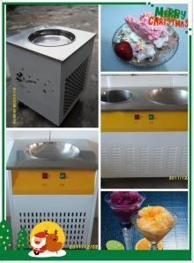 Best Quality Fried Ice Making Machine