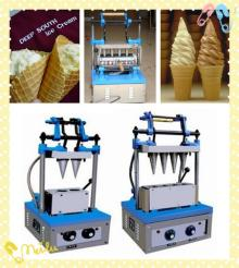 Good Delicious Ice Cream Cone Wafer Making Machine