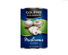 Gourmet Ala Maison Mushrooms