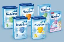 Nutrilon Baby Milk Powder all stages