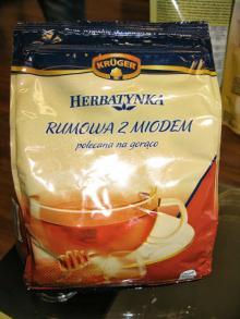 Kruger Tea.