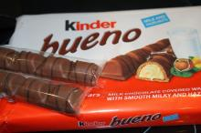 Ferrero Kinder Bueno Hazelnut Milk Chocolate Bars, T2x30