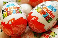 KINDER SURPRISE / KINDER JOY / KINDER EGGS