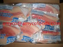 Frozen Tilapia Fillets IVP good quality at good price