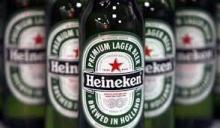 Heineken lager drinks