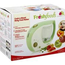 Nuk Fresh Foods Baby Food Maker, Cook-n-Blend