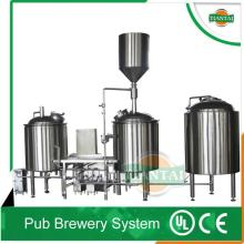 500L beer brewery equipment with CE