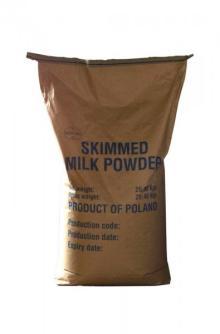 Milk powder skimmed