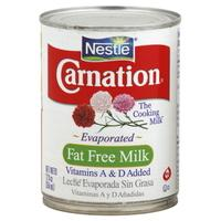 Evaporated milk Grade A