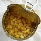 Fresh Canned Whole Sweet Kernel Corn in Can