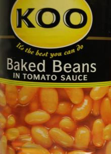 Canned Baked Beans In Tomato Sauce Grade A