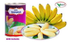 Canned Fresh Banana