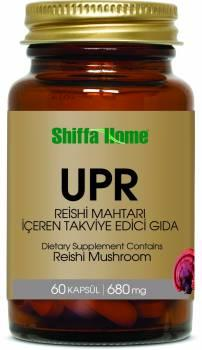 Herbal UPR Capsule Reishi Mushroom Extract in Capsules