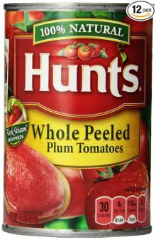 Canned Whole Peeled Tomatoes with High Quality