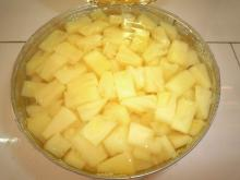 Canned Pineapple Tidbits with High Quality