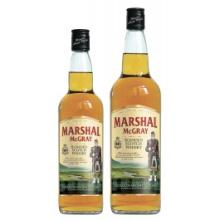 MARSHAL McGRAY-  Blended   Scotch   Whisky , 500ml and 700ml