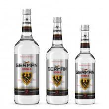 GERMAN VODKA, 500 ml,700ml and 1000ml