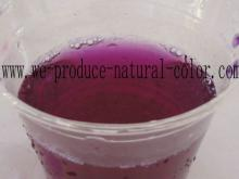 manufacture radish red colorant