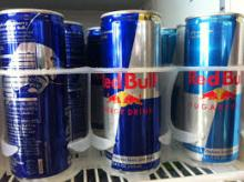 Bull Energy Drink Red<Blue / Silver>