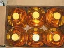 refined sunflower oil ready