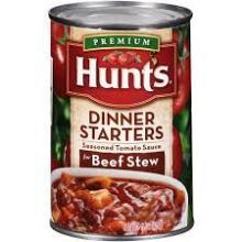 HUNTS BEEF STEW TOMATO SAUCE