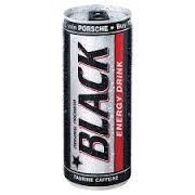 Black Energy drinks 250ml