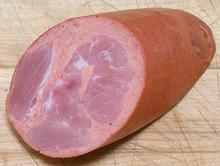 Pork Tongues Swiss cut soldier