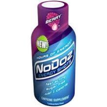 Nodoz Energy Shot