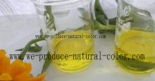 Gardenia Yellow natural colorant