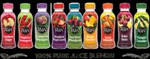 100% NATURAL FRUITS JUICE