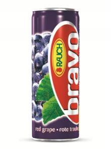 Rauch Bravo Red Grape 250 ml